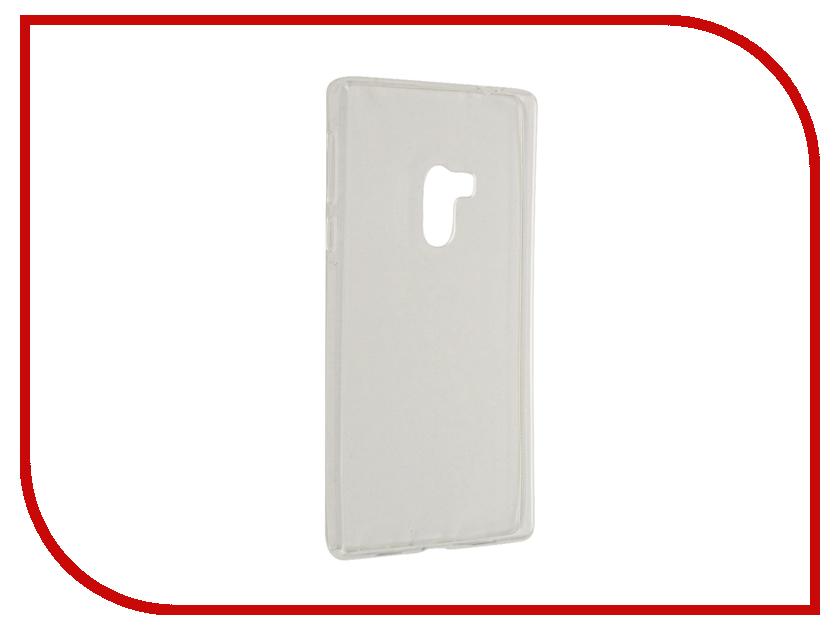 Аксессуар Чехол Xiaomi Mi Mix Zibelino Ultra Thin Case White ZUTC-XMI-MIX-WHT