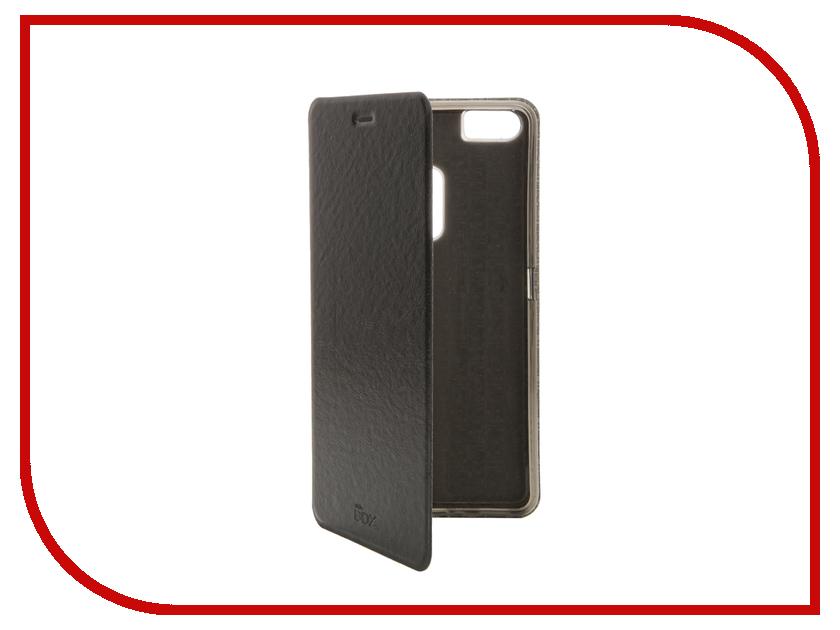 купить Аксессуар Чехол ASUS ZenFone 3 ZU680KL SkinBox Lux Black T-S-AZU680KL-003 недорого