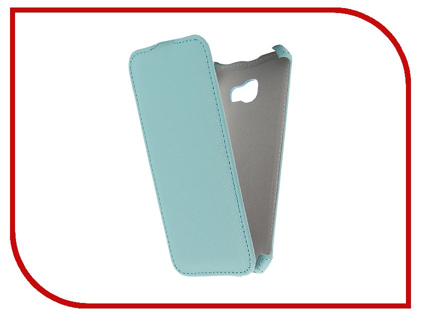 Аксессуар Чехол Samsung Galaxy A5 2017 Zibelino Classico Blue ZCL-SAM-A5-2017-BLU аксессуар чехол samsung galaxy j7 2016 zibelino classico black zcl sam j7 2016 blk