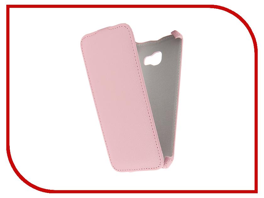 Аксессуар Чехол Samsung Galaxy A5 2017 Zibelino Classico Pink ZCL-SAM-A5-2017-PNK аксессуар чехол lenovo k10 vibe c2 k10a40 zibelino classico black zcl len k10a40 blk