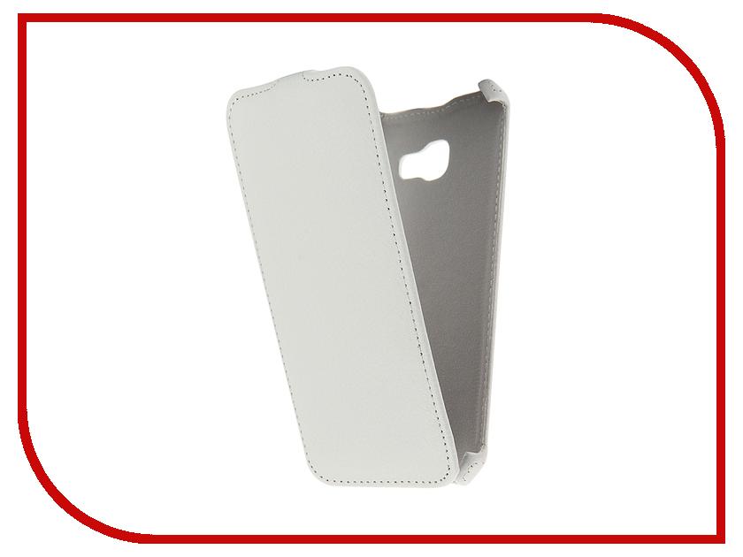 Аксессуар Чехол Samsung Galaxy A5 2017 Zibelino Classico White ZCL-SAM-A5-2017-WHT аксессуар чехол samsung galaxy j7 2016 zibelino classico black zcl sam j7 2016 blk