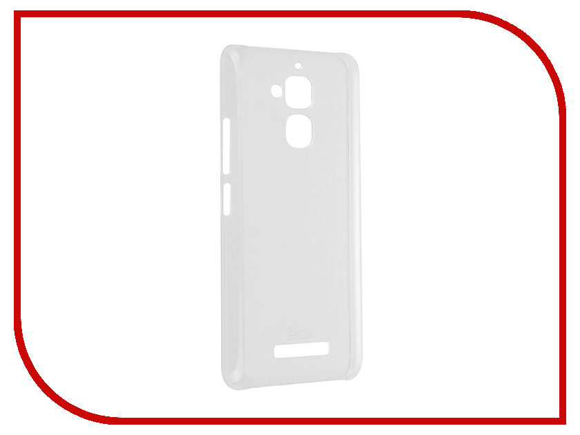 Аксессуар Чехол ASUS ZenFone 3 Max ZC520TL SkinBox Crystal 4People Transparent