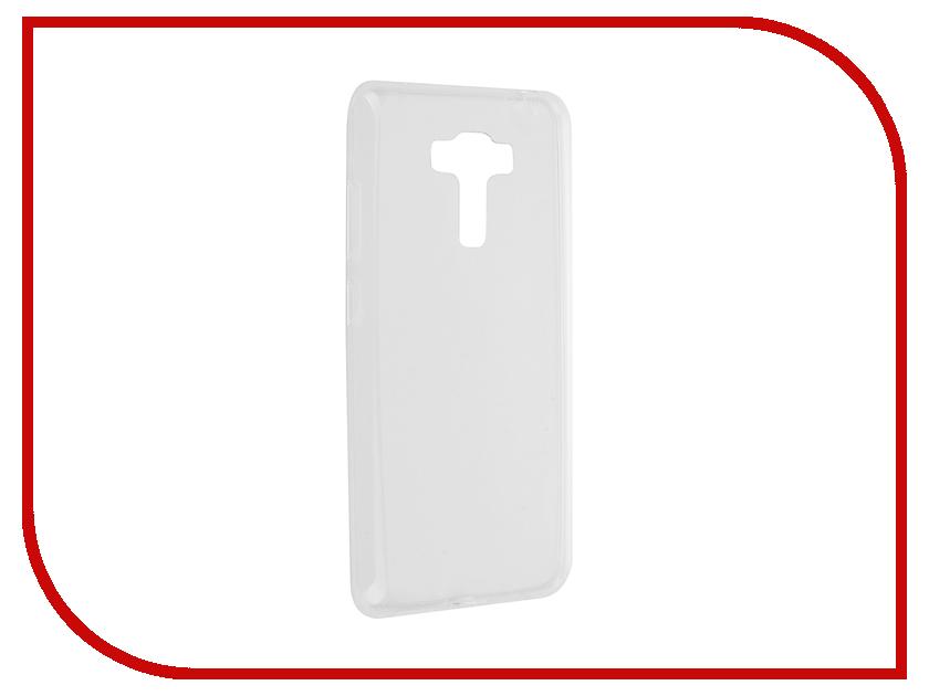 Аксессуар Чехол ASUS ZenFone 3 ZC551KL SkinBox Slim Silicone Transparent T-S-AZZC551KL-006<br>