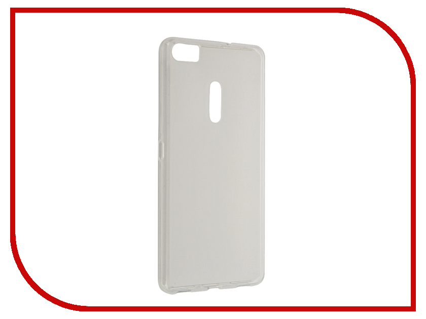 Аксессуар Чехол-накладка ASUS ZenFone 3 Ultra ZU680KL Gecko силиконовый White S-G-ASZ3UIT-WH<br>