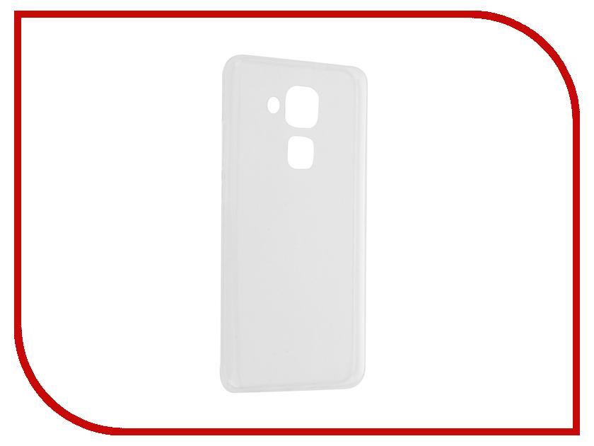 Аксессуар Чехол Huawei Nova Plus SkinBox Slim Silicone Transparent T-S-HNP-006 аксессуар чехол huawei nova plus skinbox slim silicone transparent t s hnp 006