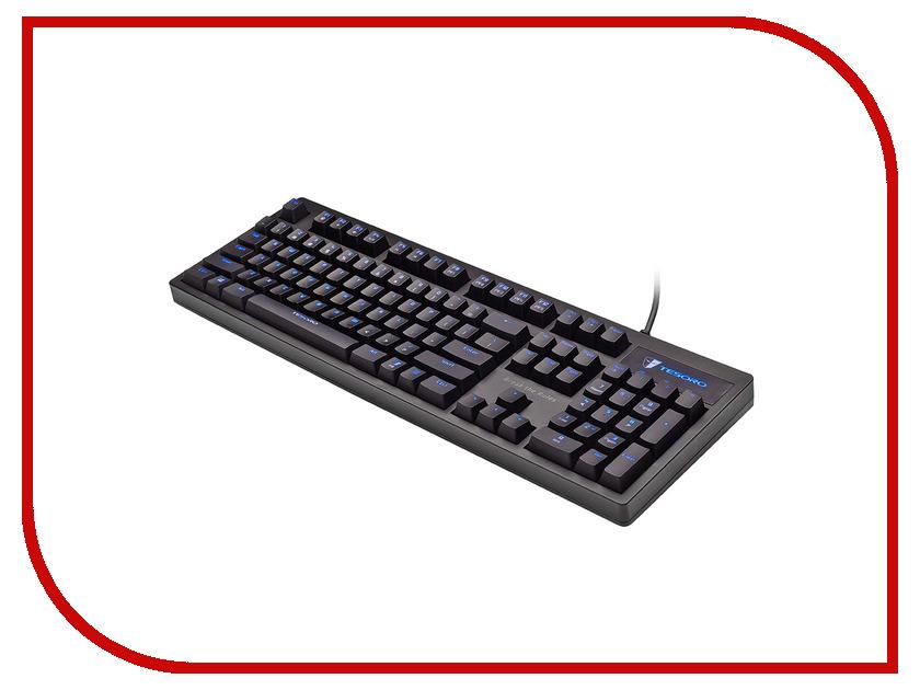 Клавиатура Tesoro Excalibur V2 Kailh Blue TS-G7NL-V2 Black<br>