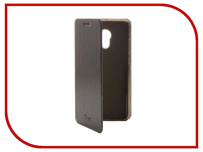 Аксессуар Чехол Meizu Pro 6 SkinBox Lux Black T-S-MP6-003 аксессуар чехол meizu pro 6 skinbox lux black t s mp6 003