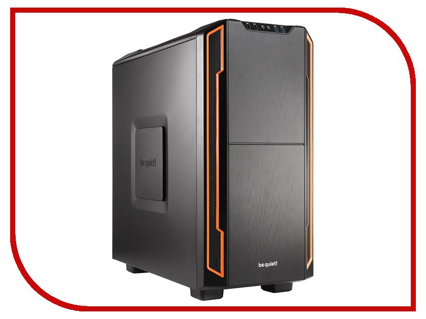 Корпус Be Quiet Silent Base 600 BG005 Orange блок питания be quiet system power b8 bn259