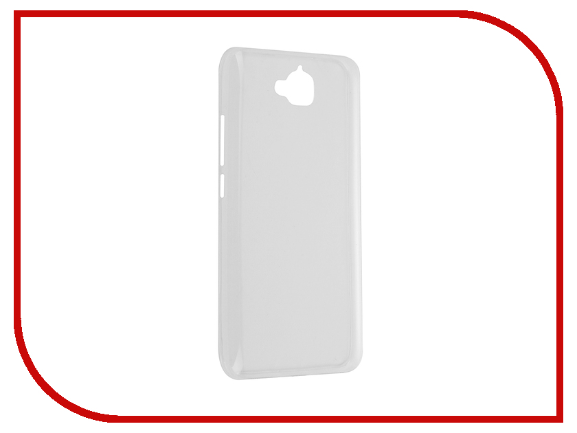 Аксессуар Чехол Huawei 4C Pro SkinBox Slim Silicone Transparent T-S-HH4CP-006<br>