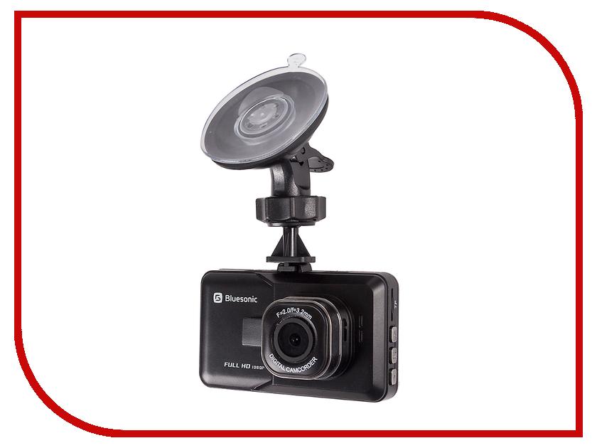 Видеорегистратор Bluesonic BS-F120 rekam f120 black видеорегистратор