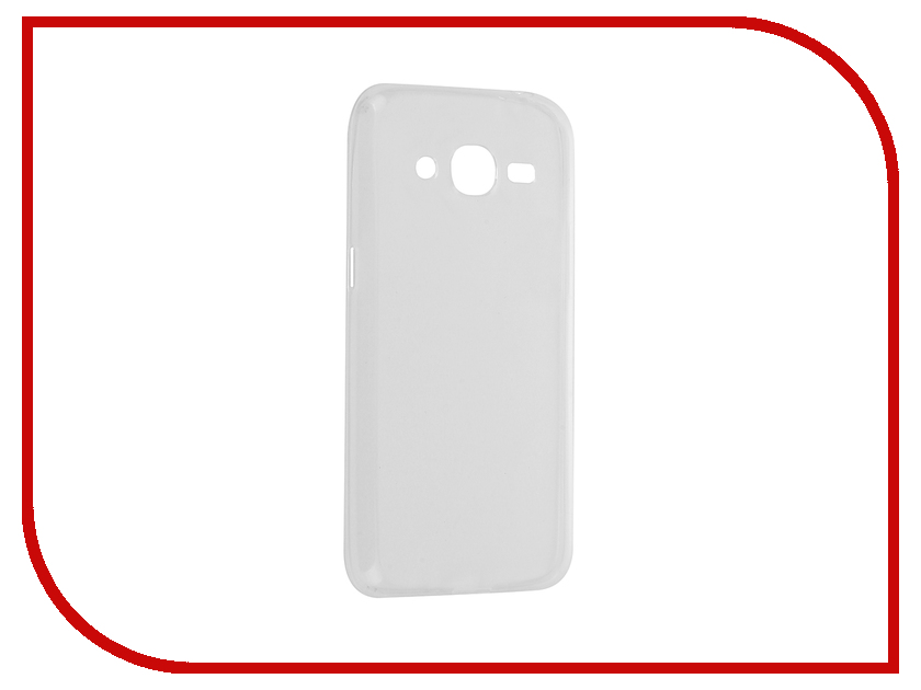 Аксессуар Чехол Samsung Galaxy J2 2016 SkinBox Slim Silicone 4People Transparent T-S-SGJ22016-006 аксессуар чехол накладка samsung galaxy j106 j1 mini prime skinbox slim silicone 4people transparent t s sgj106 006