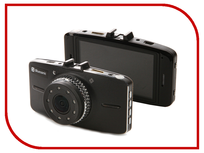 Видеорегистратор Bluesonic BS-B100 New видеорегистратор cenmax fhd 100