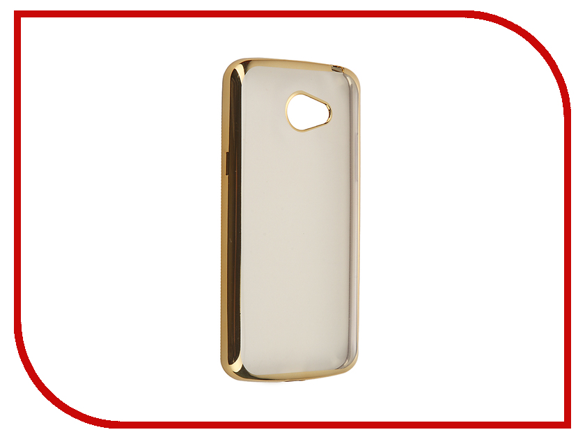 Аксессуар Чехол для LG K5 SkinBox Silicone Chrome Border 4People Gold T-S-LK5-008 аксессуар чехол накладка для meizu m5 skinbox silicone chrome border 4people gold t s mm5 008