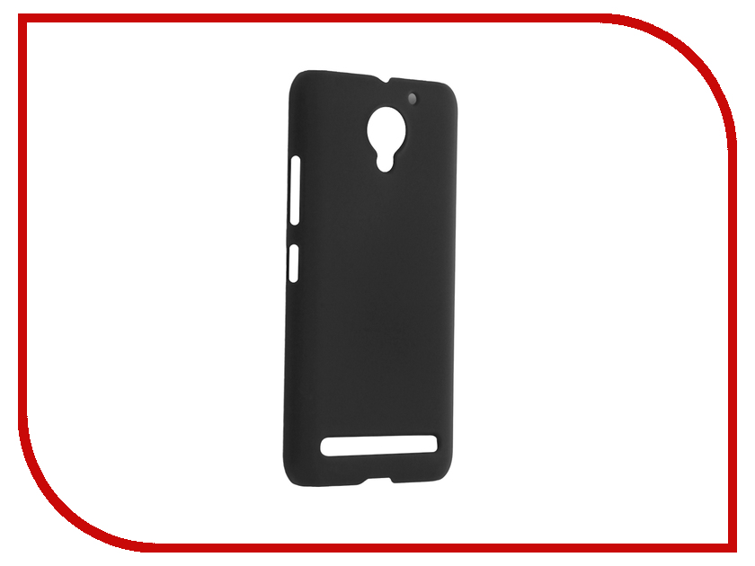 Аксессуар Чехол Lenovo Vibe C2 SkinBox Shield 4People Black T-S-LVC2-002 skinbox 4people чехол для lenovo p70 white