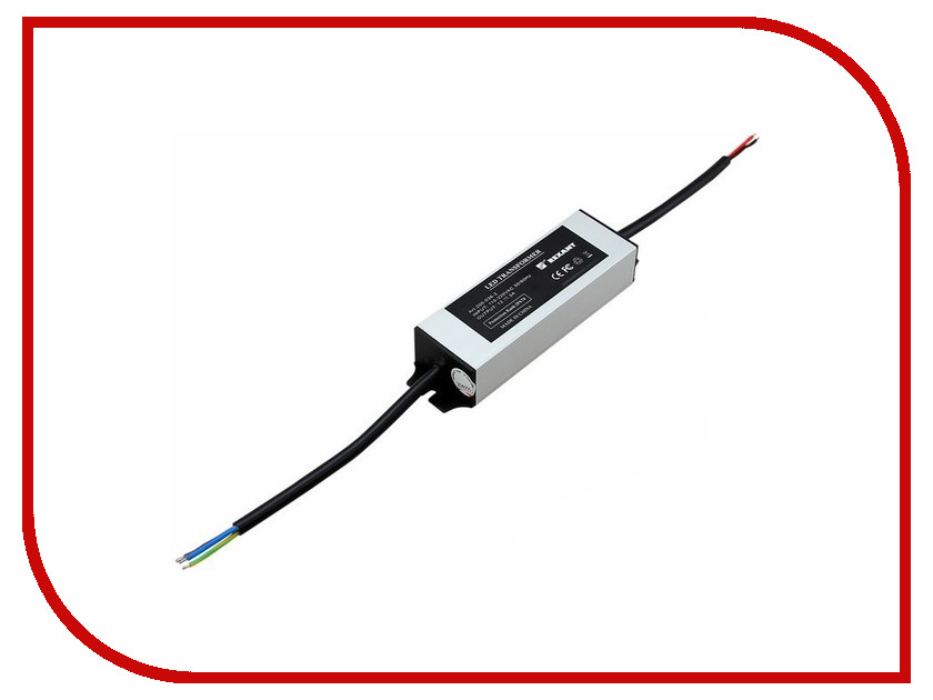 Блок питания Rexant 110-220V AC/12V DC 3А 36W IP67 200-036-2 нож rexant 12 4909