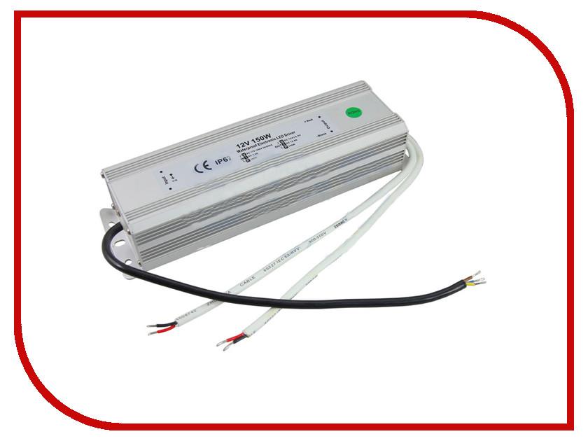 Блок питания Rexant 110-220V AC/12V DC 12.5А 150W IP67 200-150-2 нож rexant 12 4909