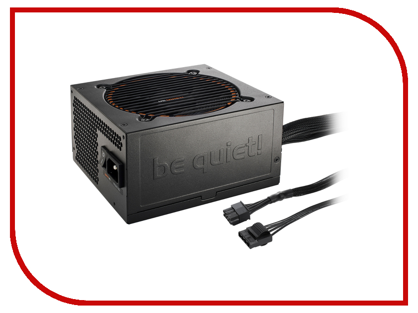 Блок питания Be Quiet Pure Power 9-CM BN268 600W<br>