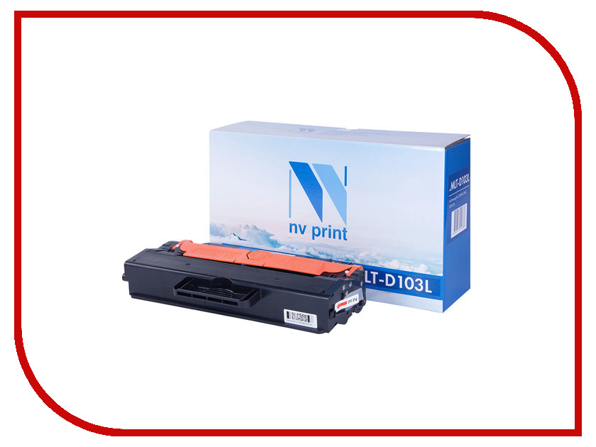 Картридж NV Print NV-MLTD103L / MLT-D103L для Samsung ML-2955ND/DW/SCX-472x 2500k цены