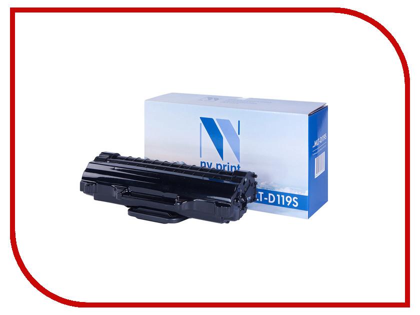 Картридж NV Print NV-MLTD119S / MLT-D119S для Samsung ML-1610/2010/SCX-4321/4521 2000k d19 sbd6943 nv