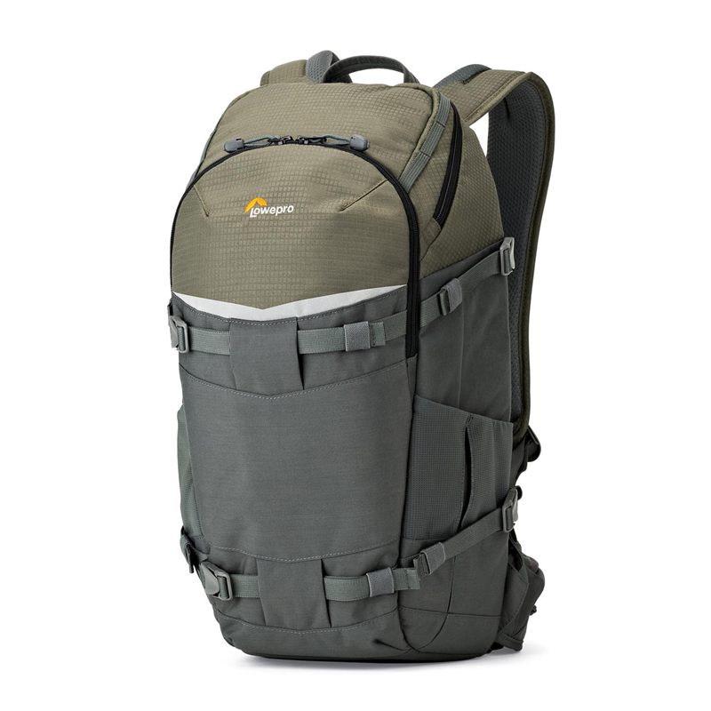 LowePro Flipside Trek BP 350 AW Grey-Dark Green LP37015-PWW