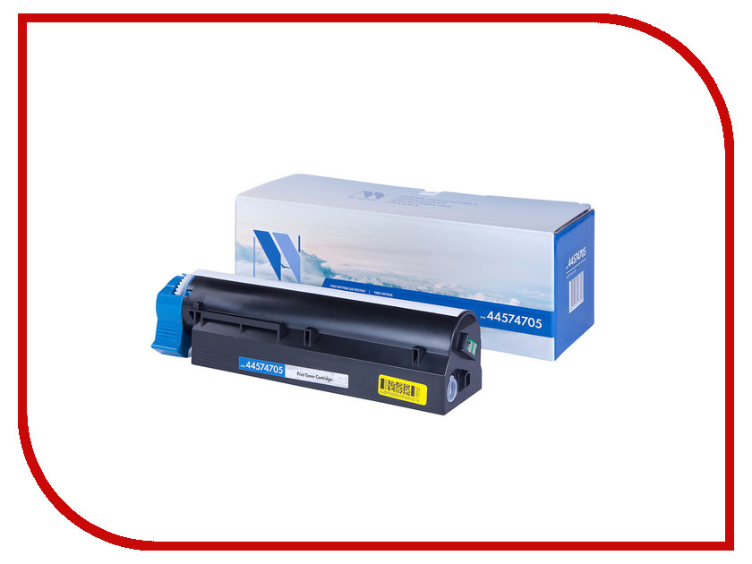 Картридж NV Print 44574705 для Oki B411/B431 3000k<br>