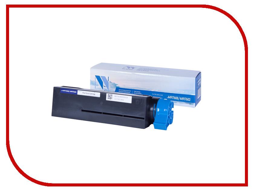 Картридж NV Print 44917608 / 44917602 для Oki B431 / MB491 12000k