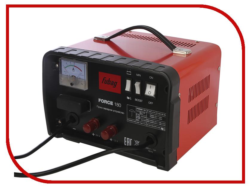 зарядные / пуско-зарядные устройства/аккумуляторы (для авто) Force 180  Устройство Fubag Force 180