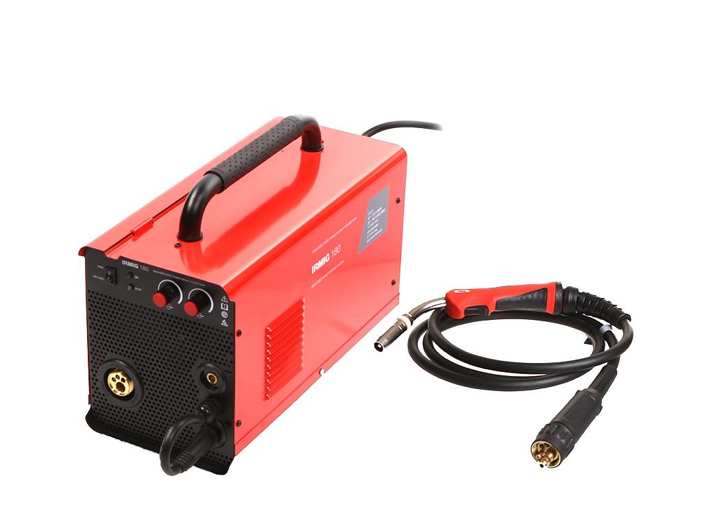 Сварочный аппарат Fubag Irmig 180 (38608.3) + горелка 3m FB 250 (38443)