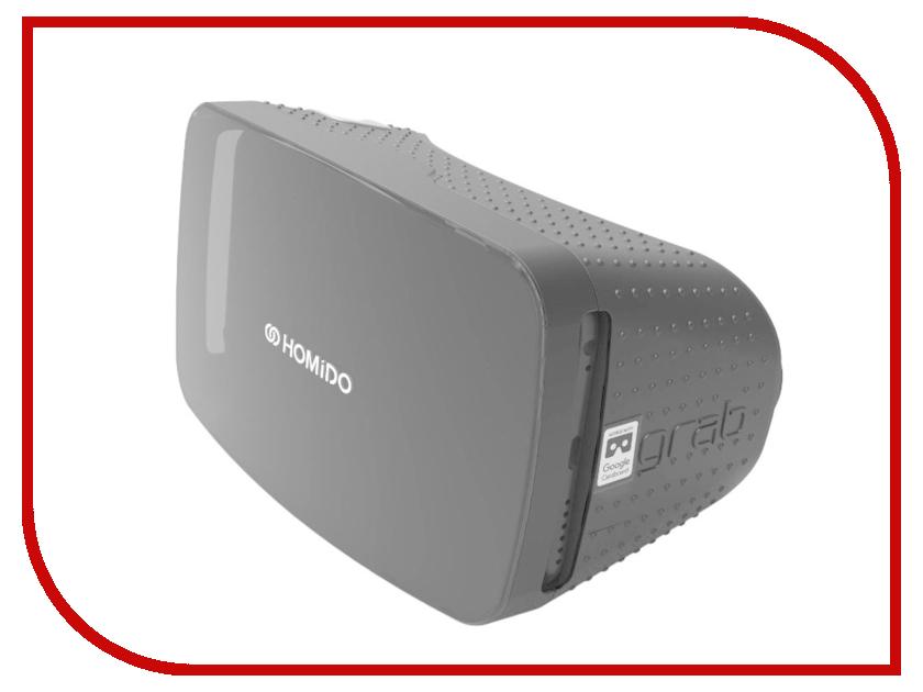 Очки виртуальной реальности HOMIDO Grab Black buckle detail flap grab bag
