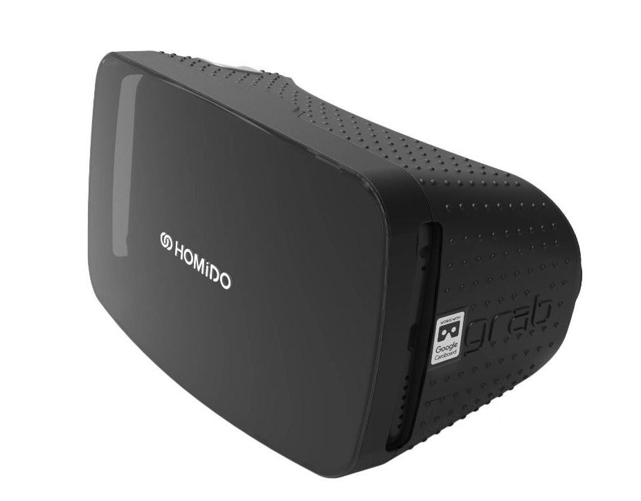Очки виртуальной реальности HOMIDO Grab Black