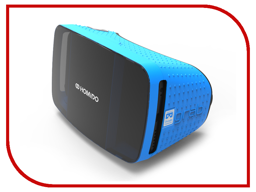 Очки виртуальной реальности HOMIDO Grab Blue free shipping 50pcs lot tda2050 st to 220 5 make in china diy kit raspberry pi zero 3 nmd boost mp3 breadboard usb watch poc