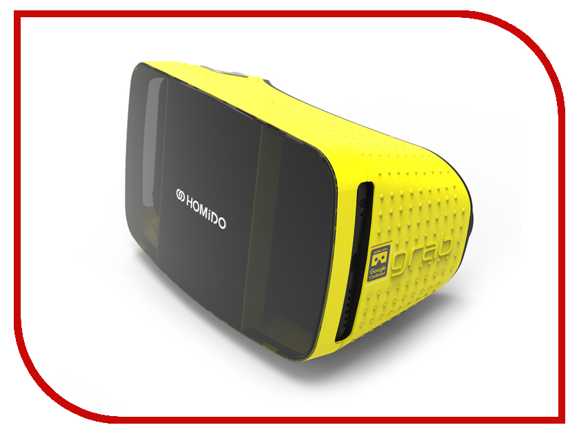 Видео-очки HOMIDO Grab Yellow