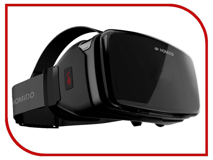Zakazat.ru: Очки виртуальной реальности HOMIDO V2 Black