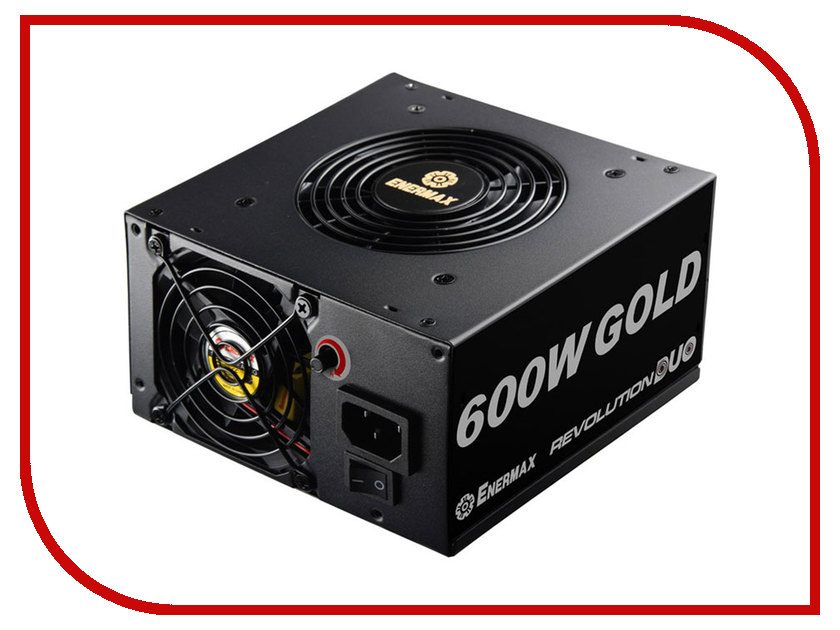Блок питания Enermax Revolution Duo 600W ERD600AWL-F