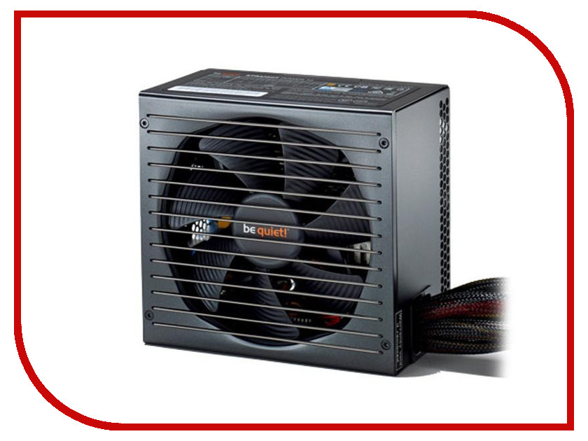 Блок питания Be Quiet Straight Power 10 BN233 700W блок питания zalman zm700 lx 700w