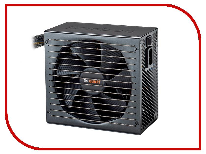 Блок питания Be Quiet Straight Power 10 CM BN235 600W