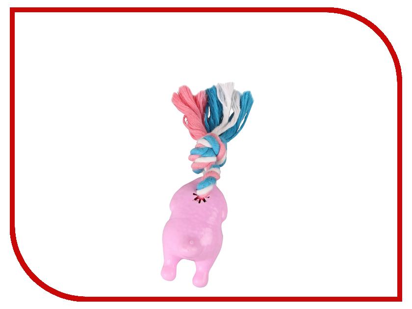 Игрушка DEZZIE Курица с веревкой 5638202