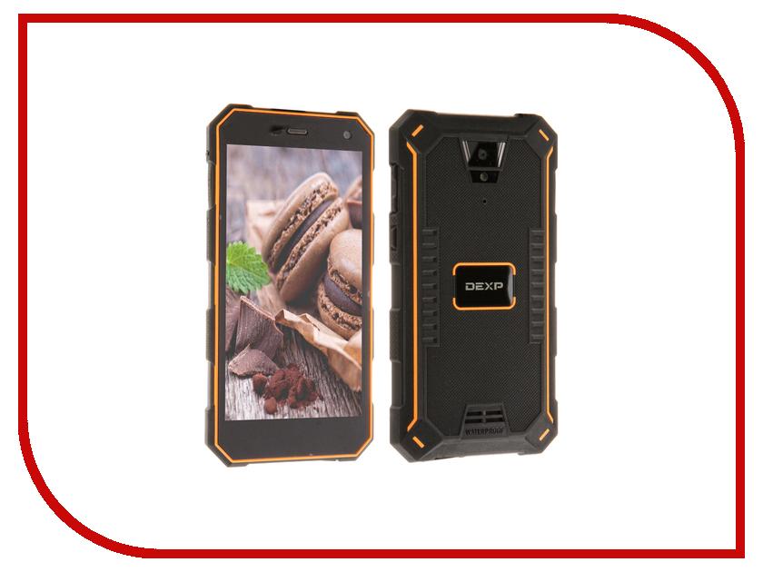 Сотовый телефон DEXP Ixion P350 Tundra Black<br>