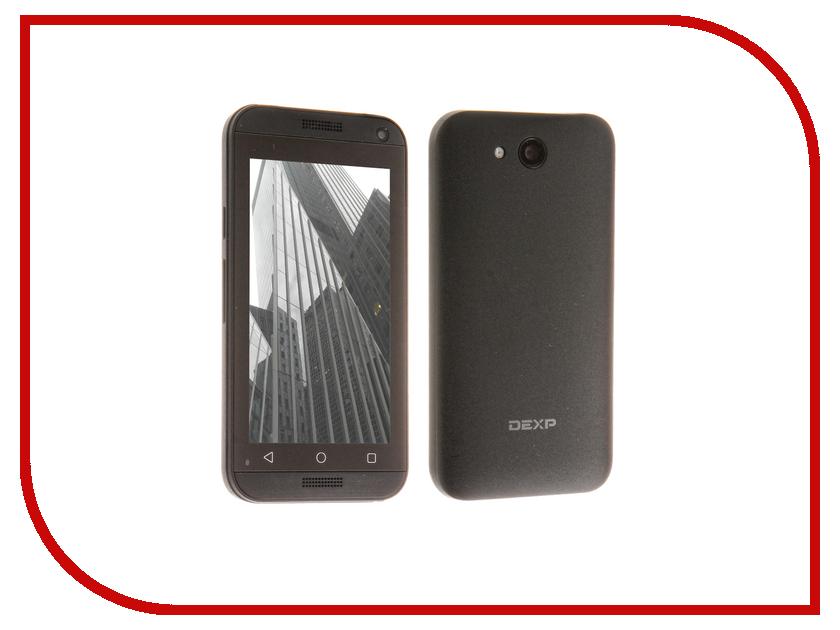 Сотовый телефон DEXP Ixion E340 Strike 3 Black сотовый телефон dexp ixion el450 force coffee