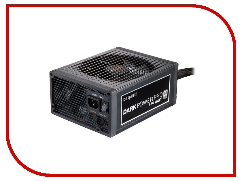 Блок питания Be Quiet Dark Power Pro 11 BN250 550W