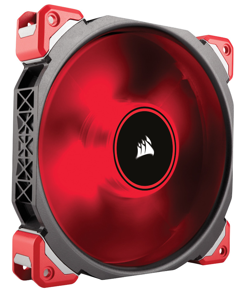 Вентилятор Corsair ML140 Pro LED CO-9050047-WW Red
