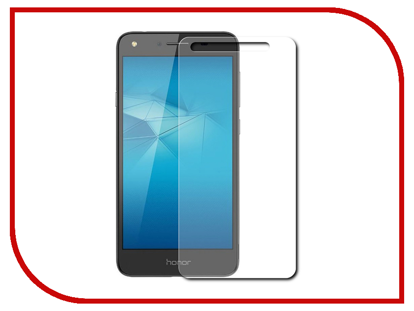 Аксессуар Защитное стекло Huawei Honor 5S Zibelino TG 0.33mm 2.5D ZTG-HUA-HON-5S аксессуар чехол huawei honor 5a zibelino classico black zcl hua hon 5a blk