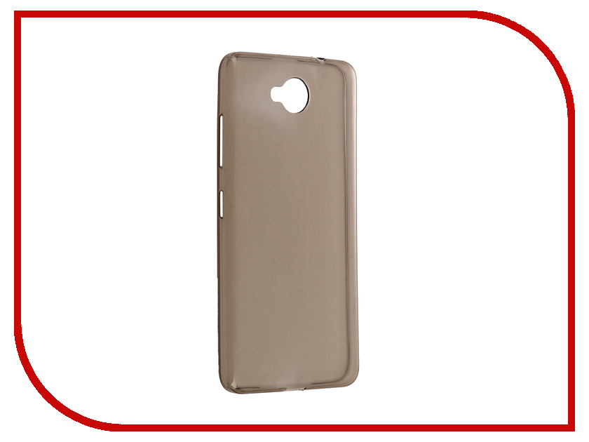 Аксессуар Чехол Microsoft Lumia 650 Cojess TPU 0.3mm Grey аксессуар чехол microsoft lumia 650 cojess tpu 0 3mm grey