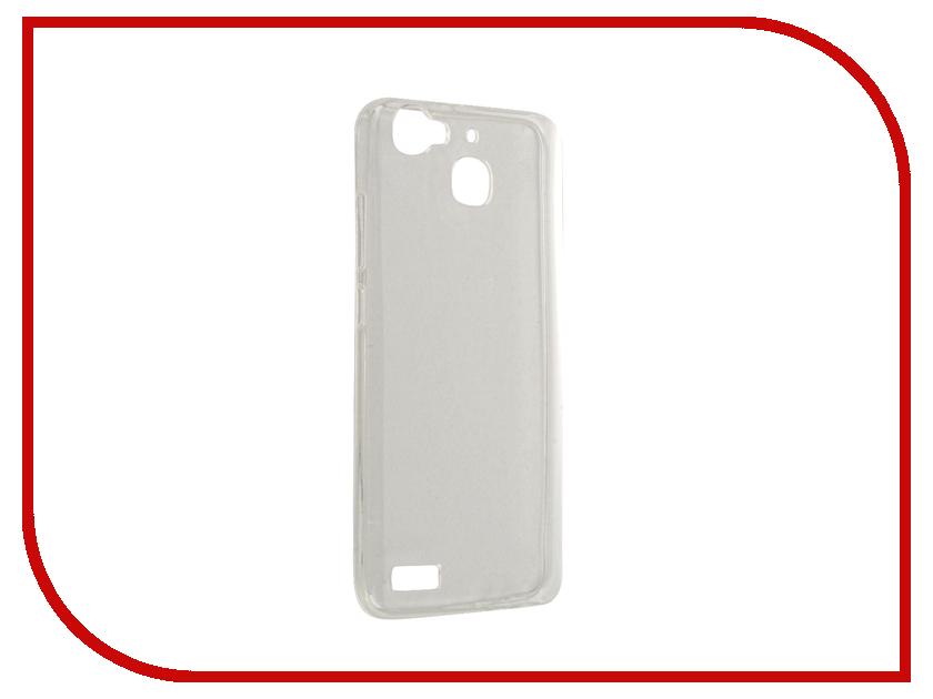 Аксессуар Чехол Huawei Honor 5S Zibelino Ultra Thin Case White ZUTC-HUA-HNR5S-WHT аксессуар чехол huawei honor 5a zibelino classico black zcl hua hon 5a blk