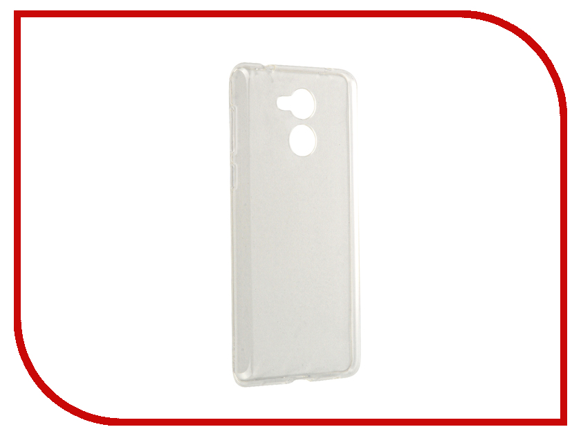 Аксессуар Чехол Huawei Honor 6S Zibelino Ultra Thin Case White ZUTC-HUA-HNR6S-WHT аксессуар чехол huawei honor 5a zibelino classico black zcl hua hon 5a blk