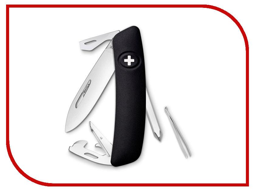 Нож SWIZA D04 Black KNI.0040.1010