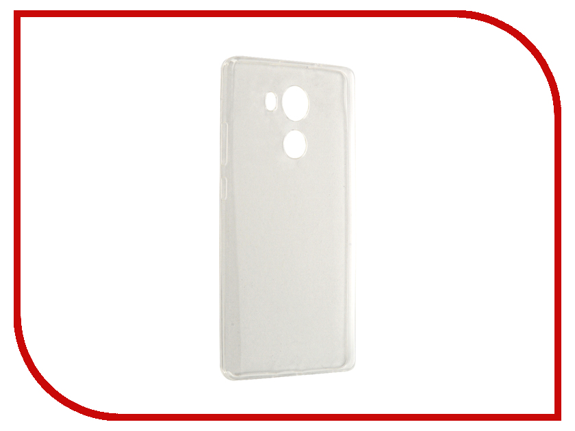 Аксессуар Чехол Huawei Mate 8 Zibelino Ultra Thin Case White ZUTC-HUA-MAT8-WHT