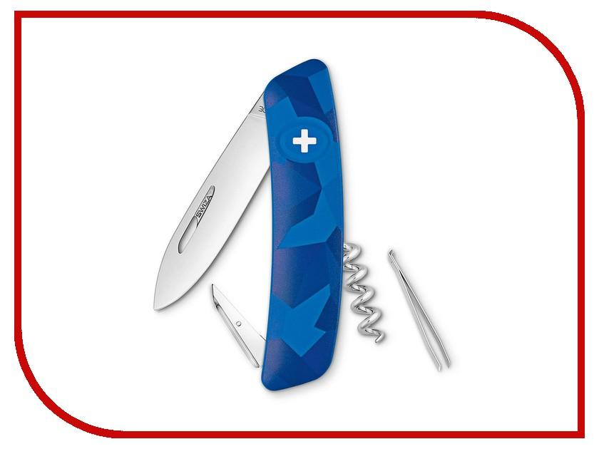 SWIZA C01 Livor Blue KNI.0010.2030<br>