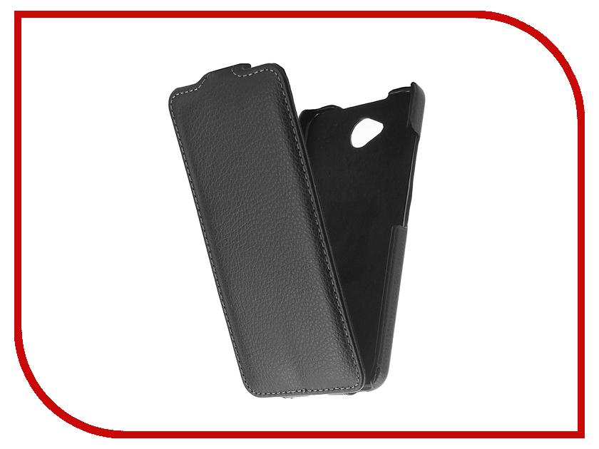 Аксессуар Чехол Microsoft Lumia 650 Cojess UpCase Black