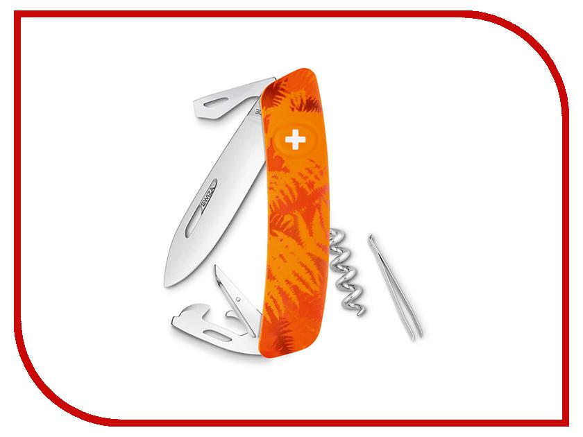 Нож SWIZA C03 Filix Orange KNI.0030.2060